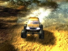 Big Track 4x4 Challenge Review. Race on tough terrain against dangerous opponents!