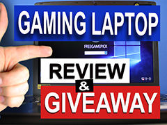 Acer Gaming Laptop Giveaway. Win a Gaming Laptop!