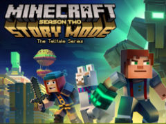 Minecraft story mode season 2 is here!