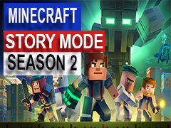 Minecraft Story Mode Season 2 Trailer Review