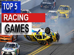 Top five racing game downloads for PC