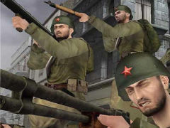 Download Battlefield 1942 - one of the best first person shooter games!