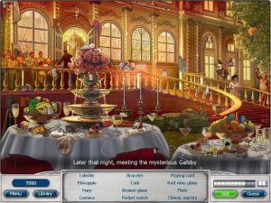 Classic Adventures : The Great Gatsby screenshot