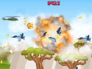 Helicopter Airstrike screenshot