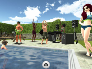 Avakin Life screenshot