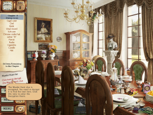 Agatha Christie: Dead Man's Folly screenshot