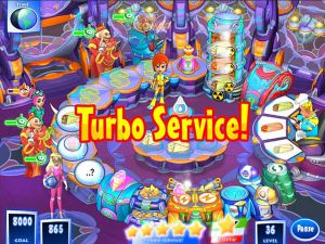 Turbo Fiesta screenshot