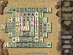 Mahjong City screenshot