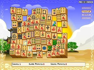 Mahjong Infinity 2 screenshot
