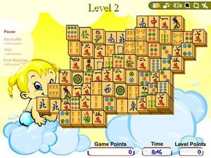 Mahjong Infinity screenshot