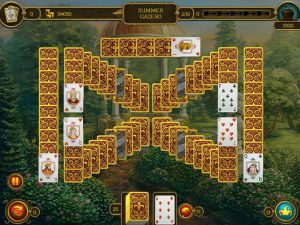 Knight Solitaire 3 video