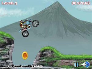 Nuclear Motocross screenshot