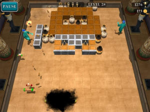 Egyptoid: Escape From Tombs screenshot