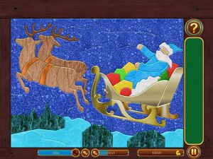 Christmas Patchwork: Frozen screenshot