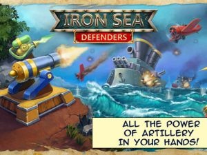 Iron Sea Defenders screenshot