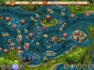 Iron Sea: Frontier Defenders screenshot
