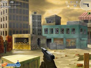 WW4 Shooter screenshot