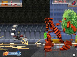 Cycle Commando screenshot