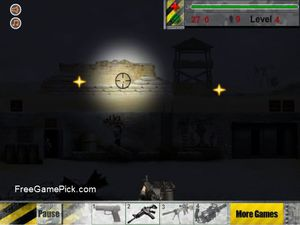 Anti Terror Mission screenshot