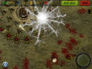 Anti Zombie Defense screenshot