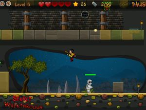 Mario vs Monsters screenshot