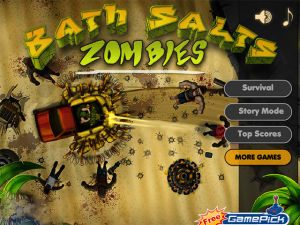 Bath Salts Zombies screenshot