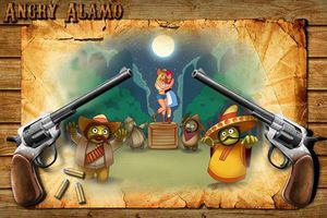 Angry Alamo screenshot