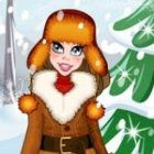 Game Princess : Winter Dress Up
