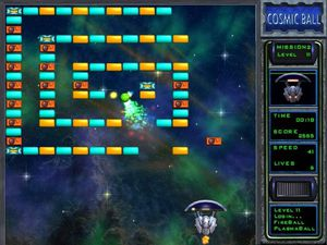 Arkan Ball screenshot