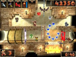 Azangara screenshot