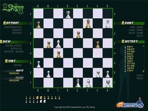 Chess Mafia screenshot