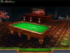 Free Billiards 2008 screenshot