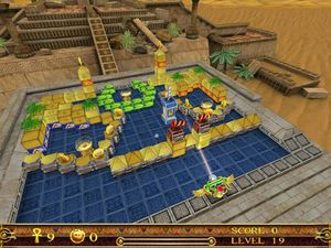 Gem Ball Ancient Legends screenshot
