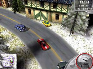 Intense Racing 2 screenshot