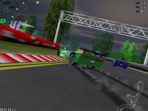 Intense Racing screenshot
