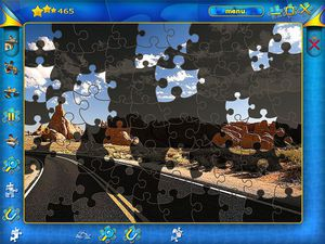 Jigsaw Deluxe screenshot