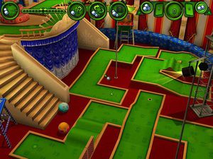 Mini Golf screenshot