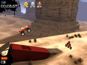 Monster Truck Challenge screenshot