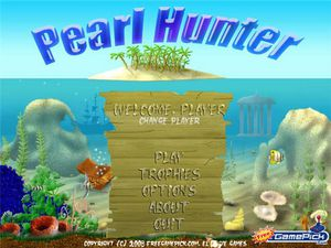 Pearl Hunter screenshot