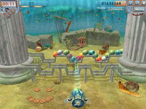 Secrets of Six Seas screenshot