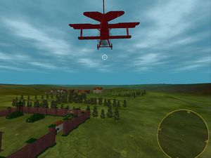 Sky Battle screenshot