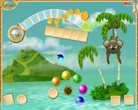 Tonky Ponky Sea Adventure screenshot