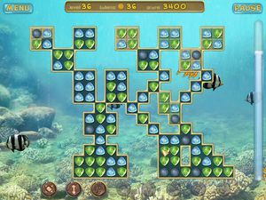 Underwater Puzzle screenshot