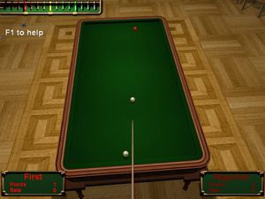 Billiards Club screenshot