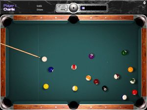 8 Ball Frenzy screenshot