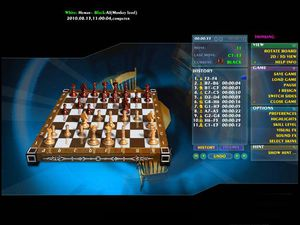 Grand Master Chess 3 screenshot