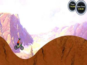 BMX Adventures screenshot