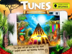 Tunes Jungle Adventure screenshot