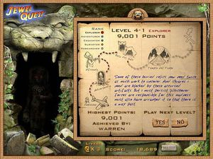 Jewel Quest video