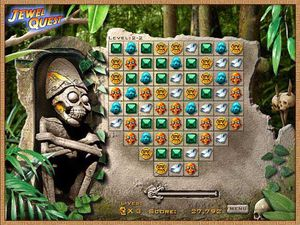 Jewel Quest screenshot